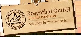 Tischlerei Rosenthal GmbH